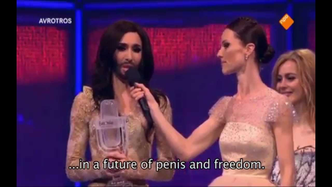 The Best Of Conchita Wurst Live 2015 — Part One Refugees